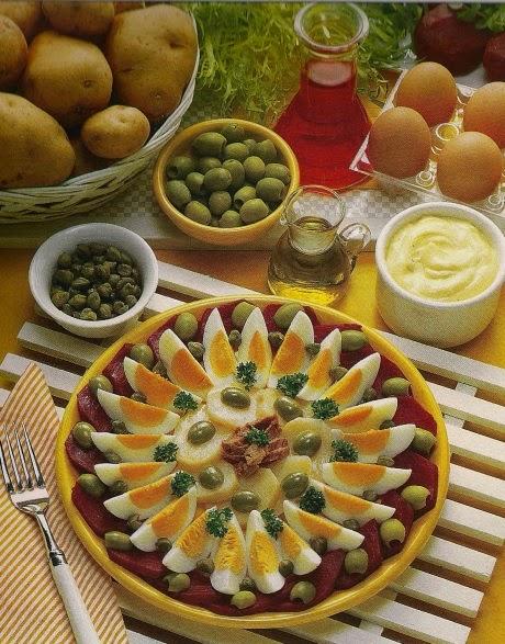 Antipasto alla Spoletina | Appetizer to Spoleto