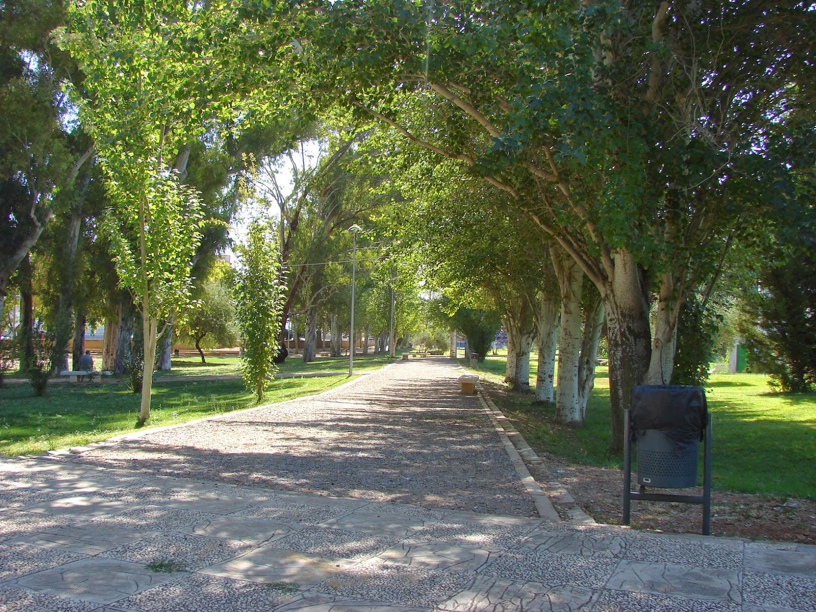 Sacan a concurso el mantenimiento de parques y jardines for Mantenimiento de parques y jardines
