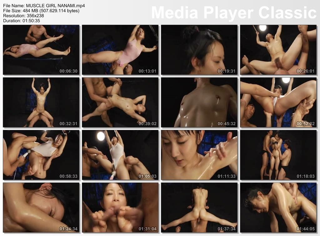 Download Bokep Jepang HD: Japanese MUSCLE GIRL NANAMI