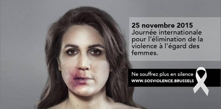 le 25 novembre journ e internationale pour l 39 limination de la violence l 39 gard des femmes. Black Bedroom Furniture Sets. Home Design Ideas