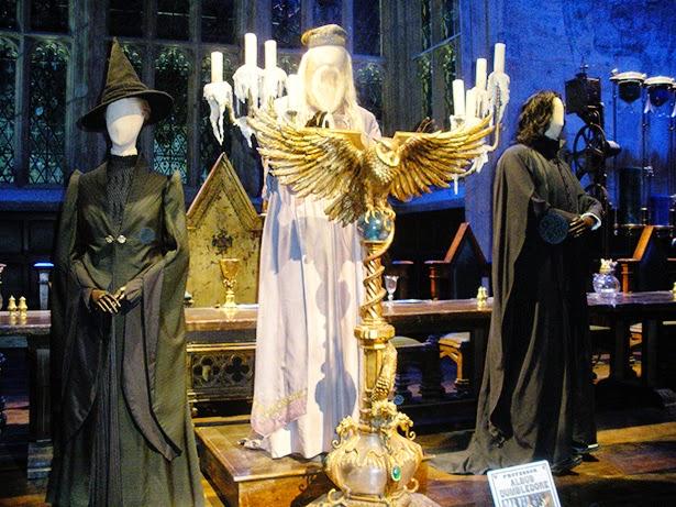 The Harry Potter Studio Tour