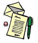 Para contactar conmigo por email. Pincha en sobres.
