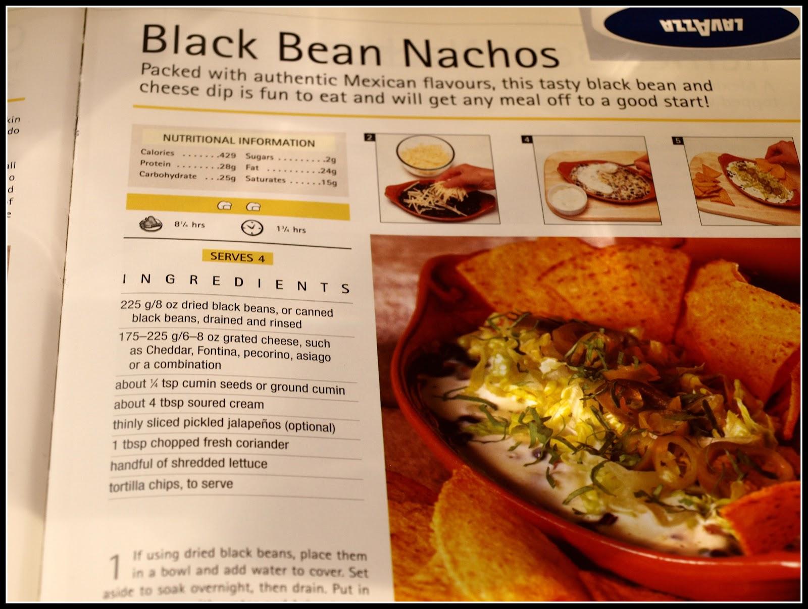 Mark's Veg Plot: Black Bean Nachos