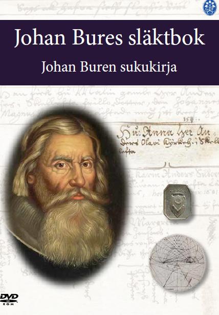 Johan Bures släktbok