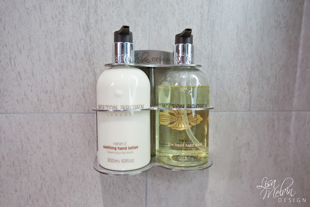 Molton Brown Soap and Mosituriser