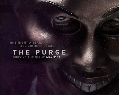 The Purge - A Constantly Racing Mind
