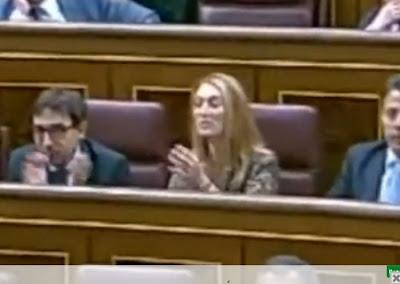 diputada española dice que se jodan