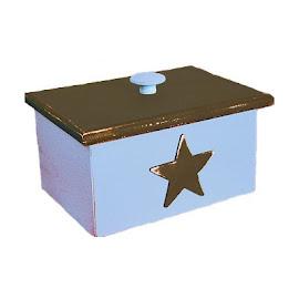 Baby Star Keepsake Box