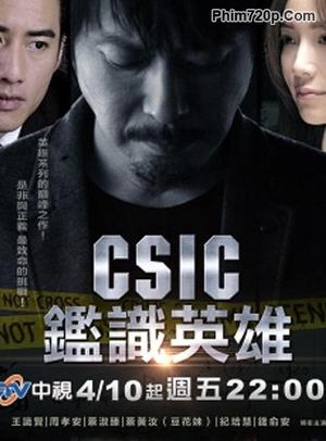 Đội Đặc Nhiệm Hiện Trường - Crime Scene Investigation Center