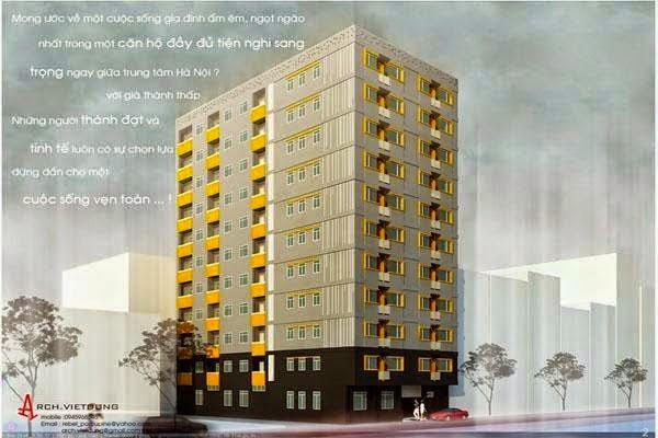 Bán căn hộ chung cư Trung Văn Thanh Xuân giá chỉ từ 850 triệu căn 50m2