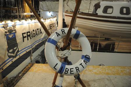 Fragata ARA Libertad - Andrés Bonetti