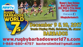 Sponsor: Rugby Barbados World 7s