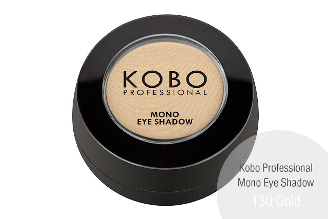 KOBO POFESSIONAL MONO EYE SHADOW 130 Gold