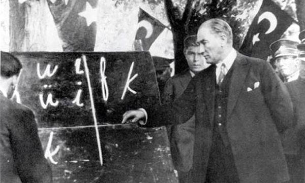 Atatürk Harf Devrimi