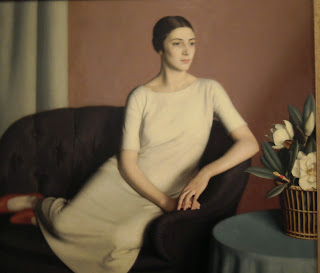 Un tableau de Meredith Frampton
