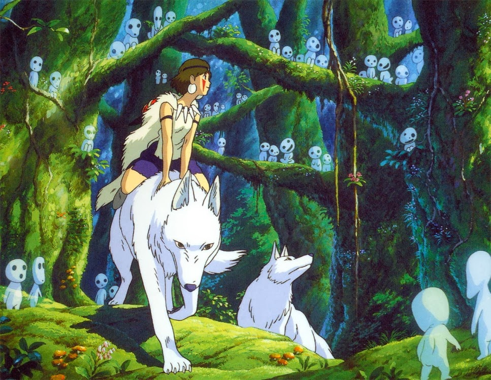 The Best Environmental Epic The Case For Princess Mononoke