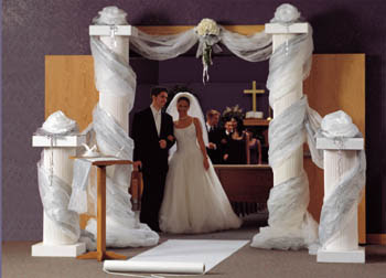 Indoor Wedding Decorations