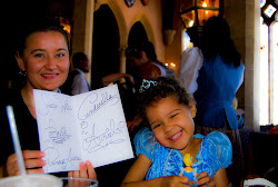 Birthday Card signed by All the Princesses!