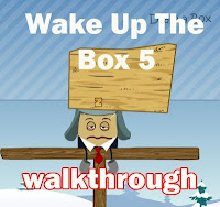 Wake Up The Box 5 Walkthrough