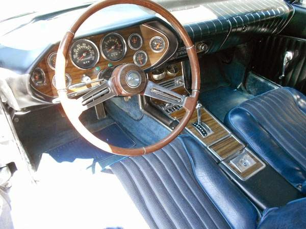 1969 studebaker avanti ii for sale buy american muscle car. Black Bedroom Furniture Sets. Home Design Ideas