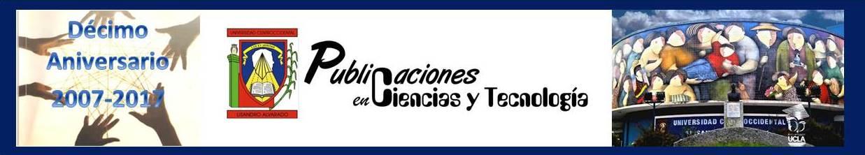 Revista Publicaciones en Ciencias y Tecnología