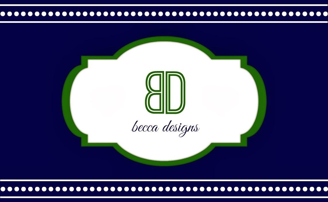Becca Designs