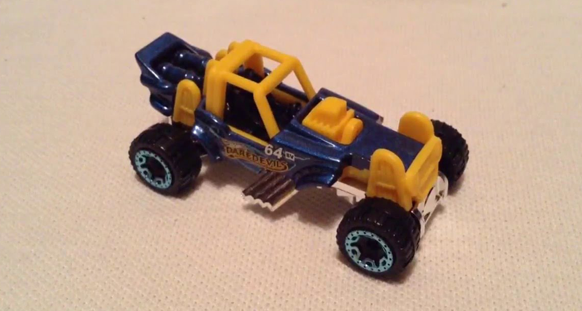 hot wheels mountain mauler 2016