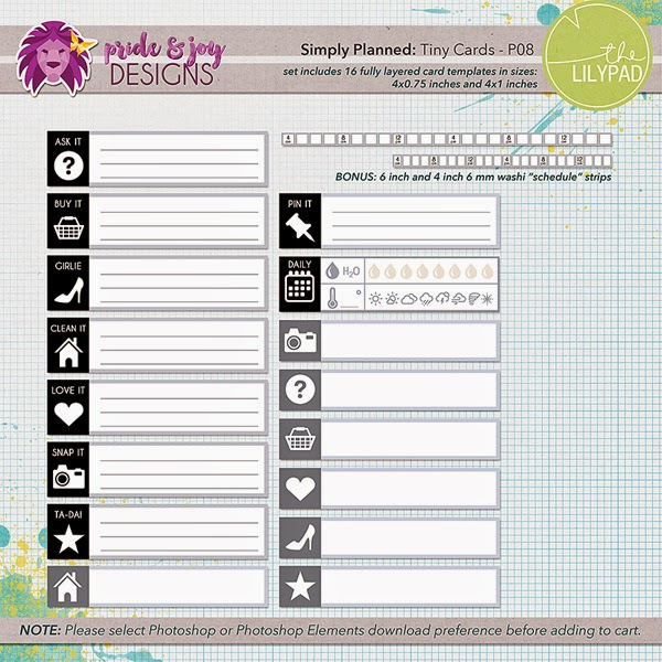 Simply Planned: Creating Fully Customizable Planner Pages in Minutes ...