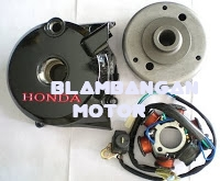 Magnet set Honda GL Pro CDI