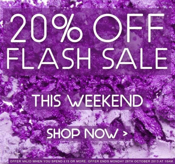 VIVO Cosmetics - Sconto 20% su tutto questo weekend