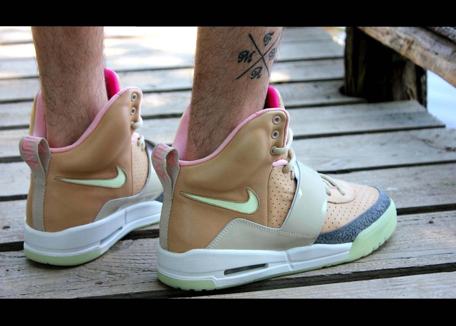 My Kicks Collection: Nike Air Yeezy 1 Tan