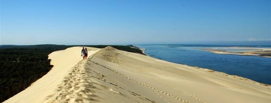 La duna m s alta de europa - Restaurant dune du pilat ...