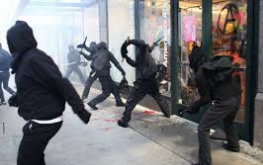 Seattle May Day Protests Are Fault Of Media.