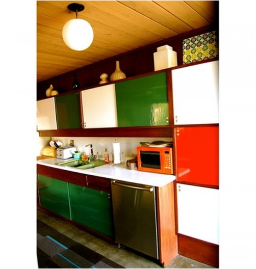 mid century modern kitchen design ideas mid century modern kitchen
