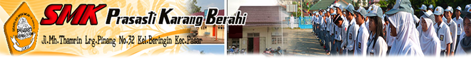 SMK Prasasti Karang Berahi Jambi