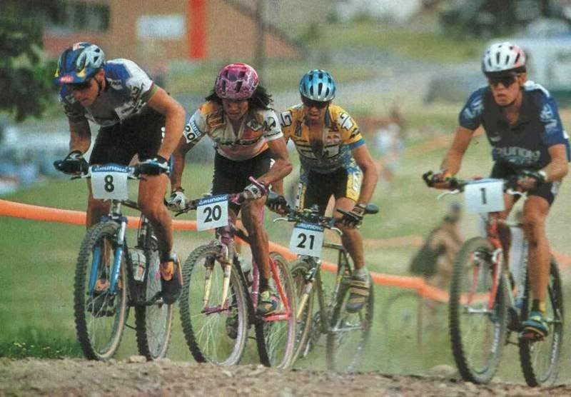 Second Spin Cycles Tinker Juarez 1993 World Cup Season