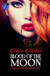 Blood of the Moon (Dark Moon 3)