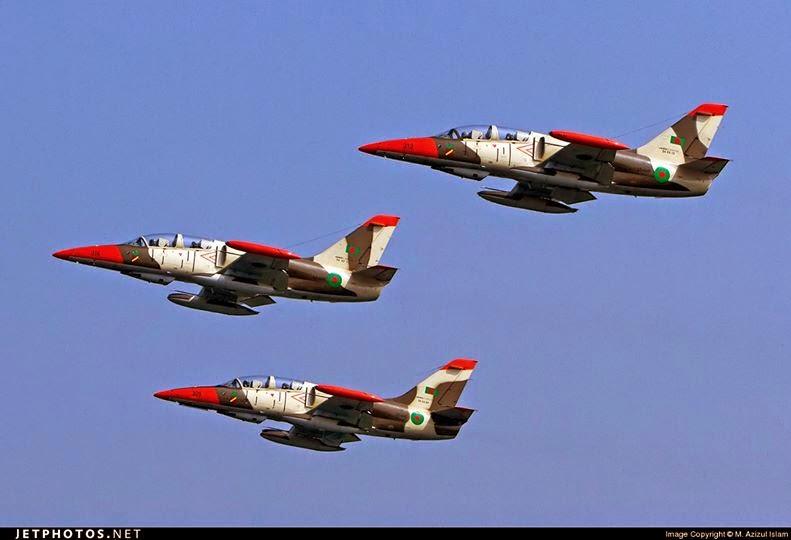 L-39ZA of Bangladesh Air Force