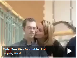 Only One Kiss Available