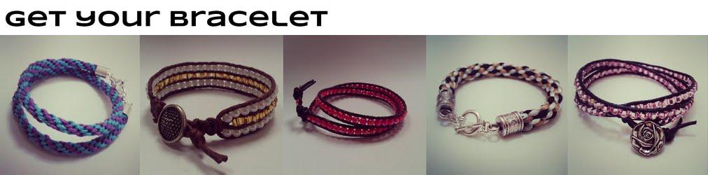 Get your bracelet