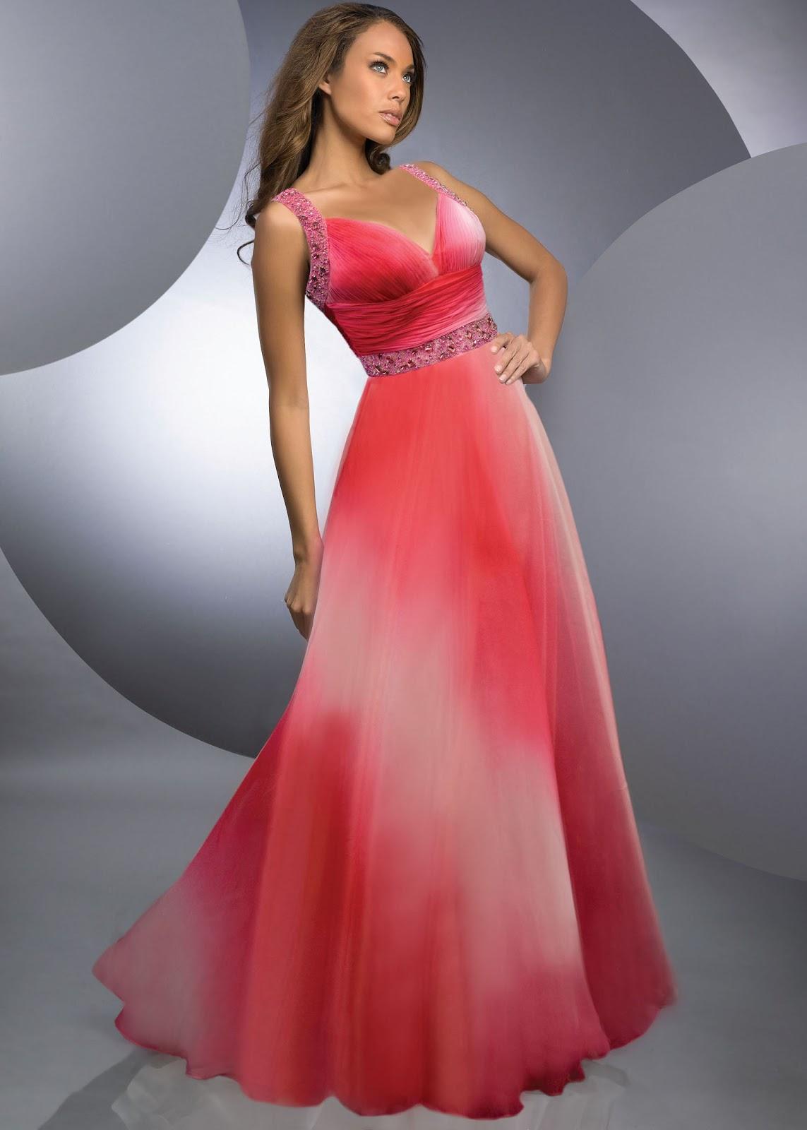 Women Best Evening Dress Collection 2013