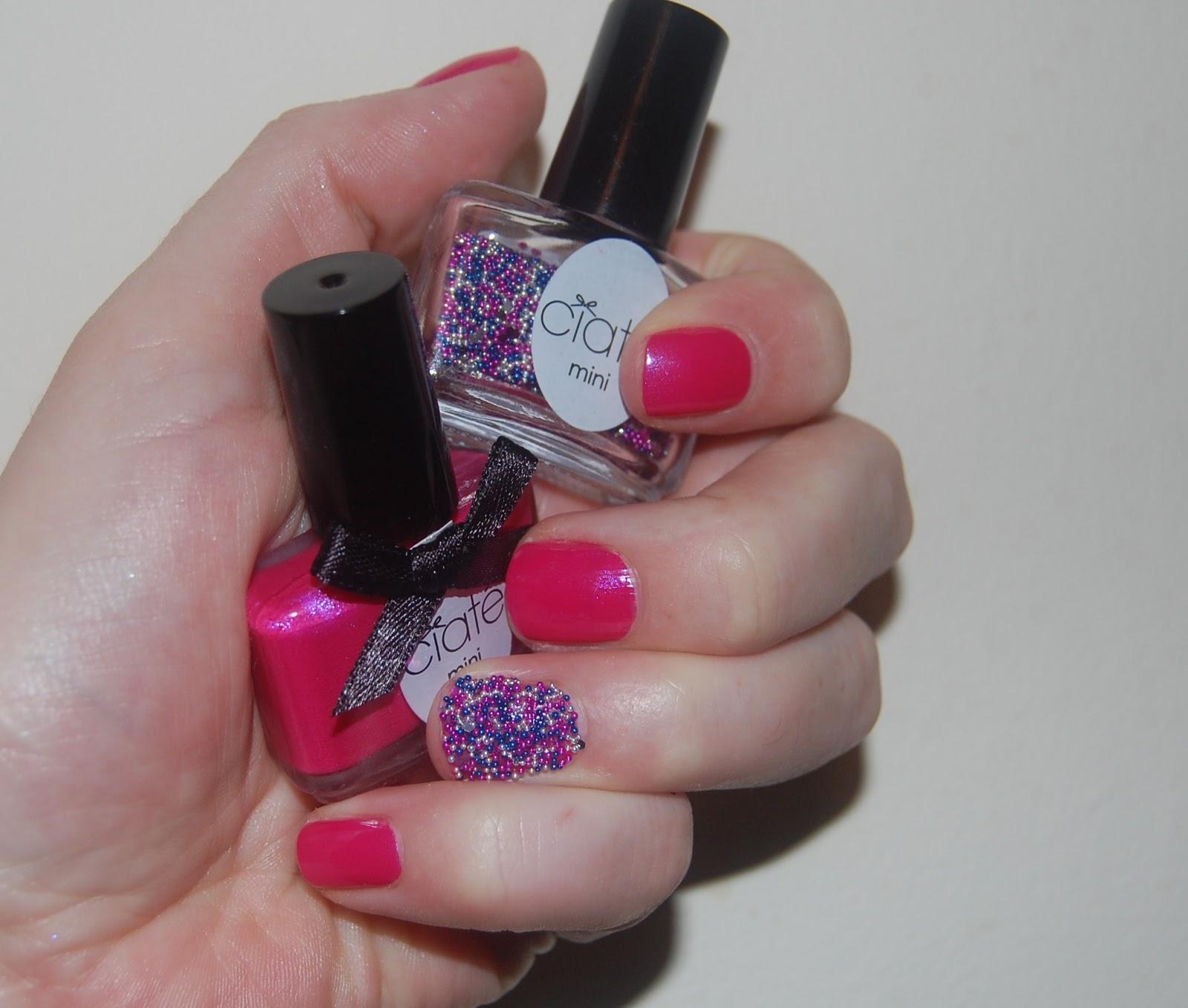 Ciate Caviar Pearls: Beauty Blog: Ciate Caviar Pearls Prom Queen