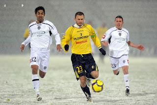 Elpys José Espinal- estadísticas en el fútbol de Bélgica