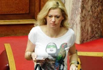 """Ψηφίζω """"δαγκωτό"""" τη Ραχήλ"""