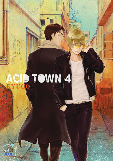 Actu Manga, In These Words, Manga, Taifu, Yaoi, Love Monster, Acid Town,