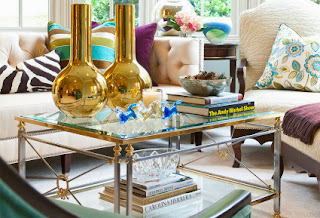 Ideas to decorate your coffee table