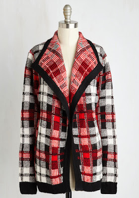 Tic Tac Toe Tournament Cardigan