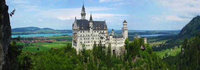 Castelo Neuschwanstein, Alemanha