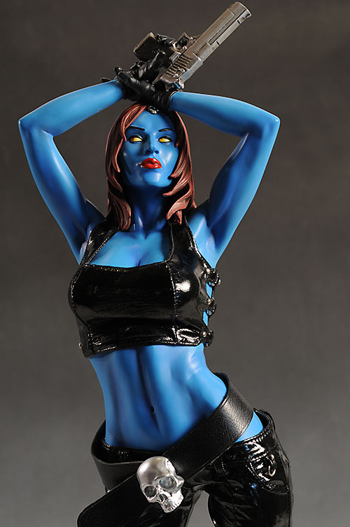 Mystique Character Review (Statue)