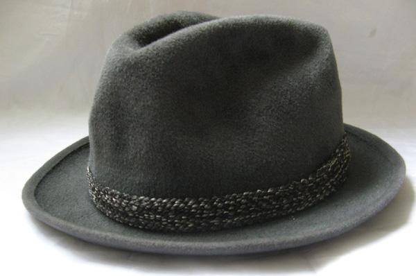 Fedora Hat Vintage Men S Hat 1970 S